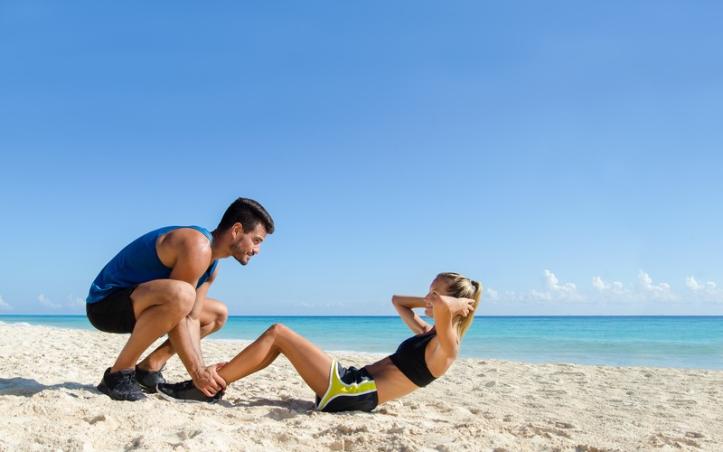 Getting the Most Out of Your Beach Workout