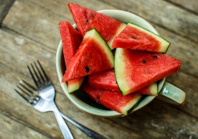 5 of Our Favorite Hydrating Fruits and Veggies