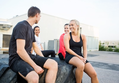 CrossFit Connection: Why We Love the Fitness Community