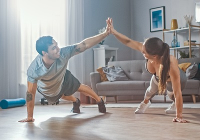 How to Get a Great Workout at Home