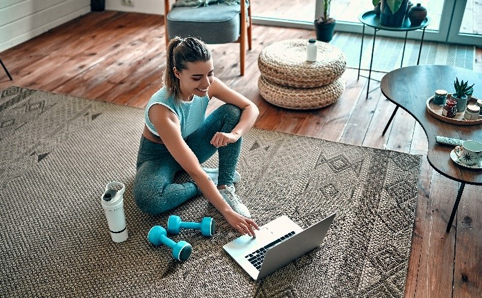 3 Ways Technology Can Help You CrossFit From Home