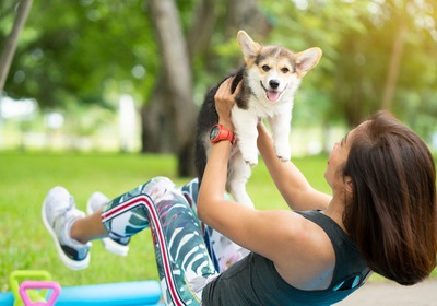 5 Ideas for Fitness Fun with Your Furry Friend