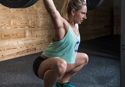 Why should you squat below parallel?