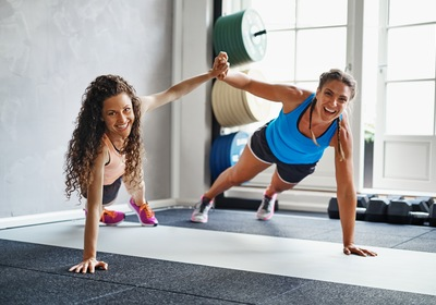 3 Reasons Why You Should Have a Workout Partner