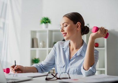 How To Fit Exercise Into Your Work Day