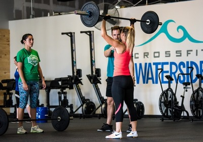 It's More Than Fitness, It's Family: A Closer Look At CrossFit Waterside